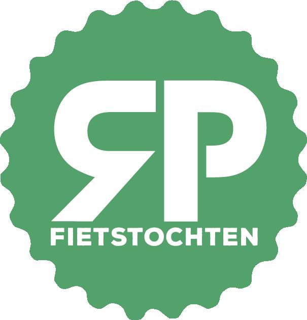 Logo variatie Roel Peerenboom Fietstochten groen
