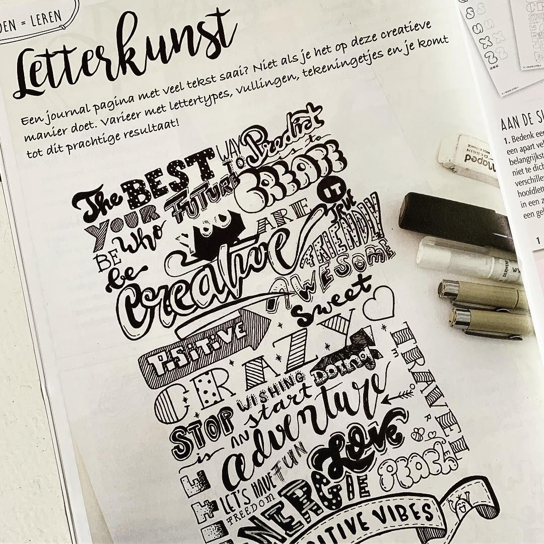 letterkunst creative letters