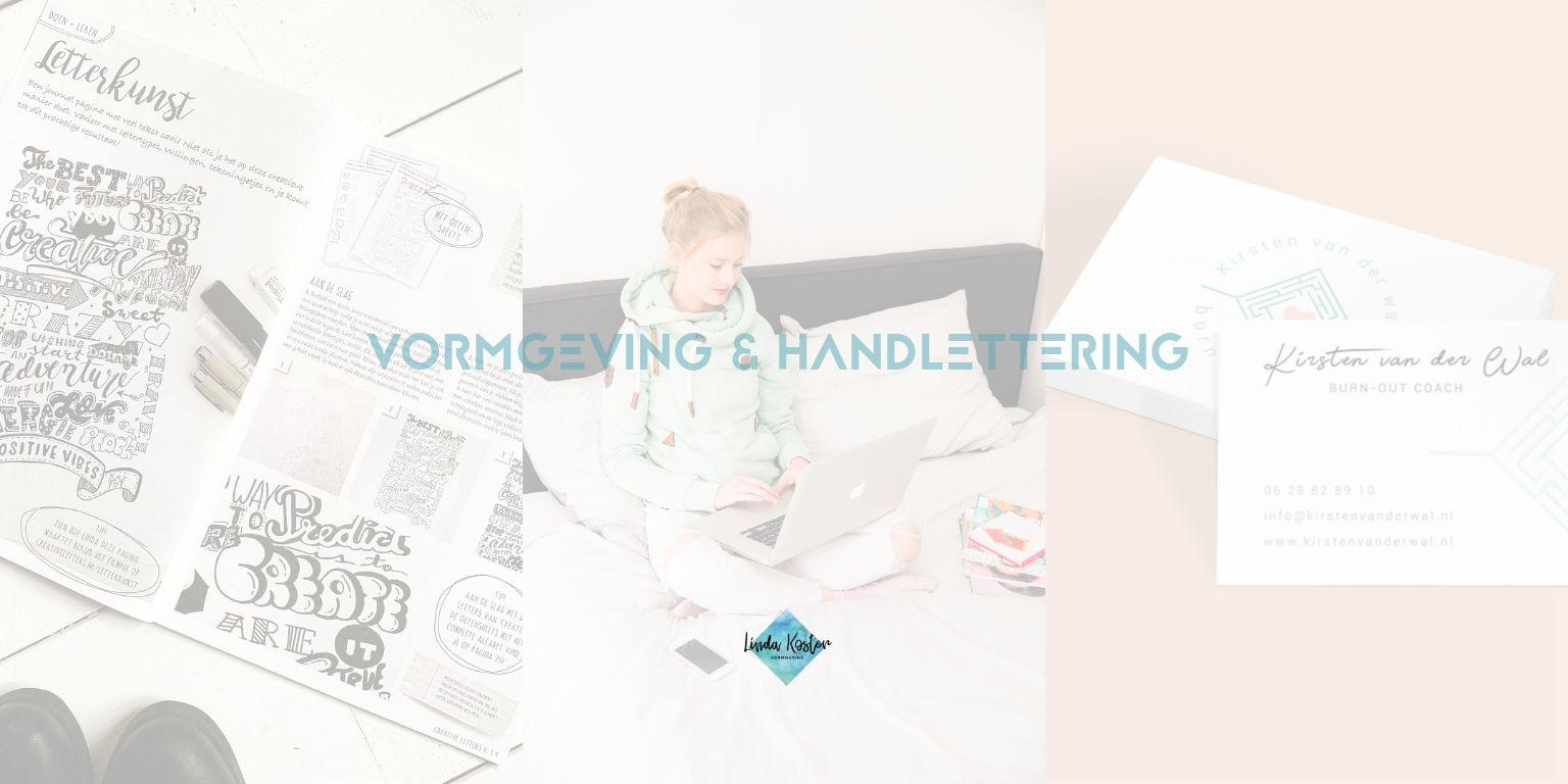 vormgeving & handlettering